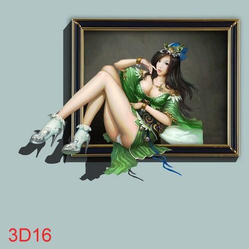 TDT 3D16