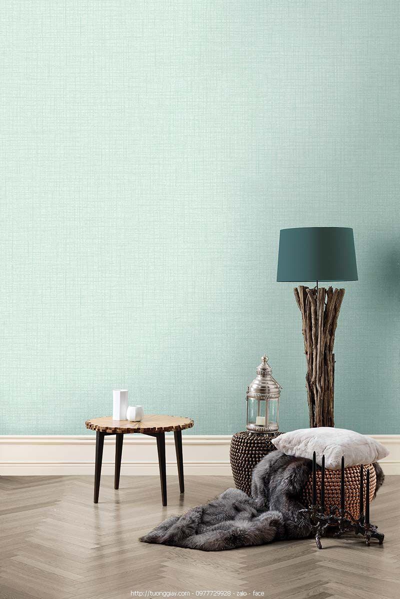Mẫu giấy dán tường một màu ấn tượng